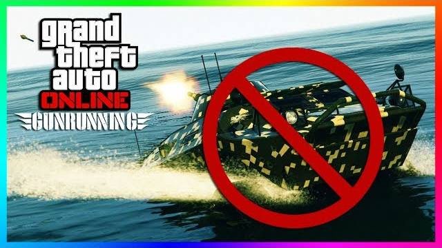GTA 5 GUNRUNNING DLC WARNINGS!!! – DON'T DO THIS IN GTA ONLINE UNLESS YOU WANT TO PAY THE PRICE!!!