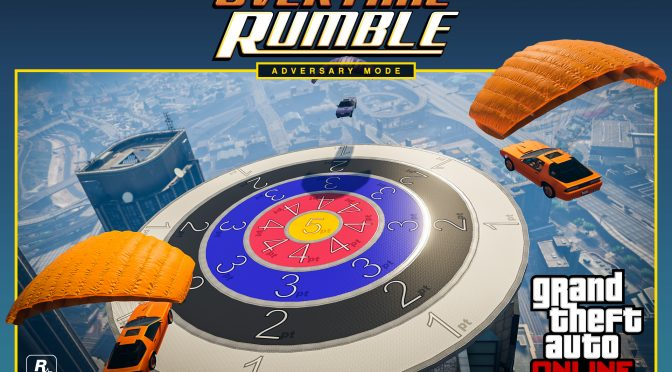 Overtime Rumble gameplay