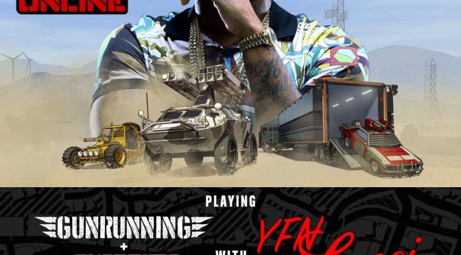 Gunrunning & Overtime Rumble