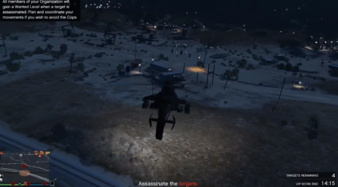 Grinding GTA Online August 27, 2018 at 1:46 PM