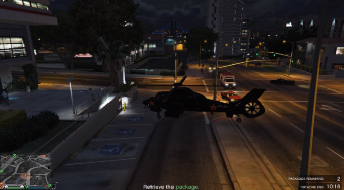Grinding GTA Online August 27, 2018 at 4:58 PM