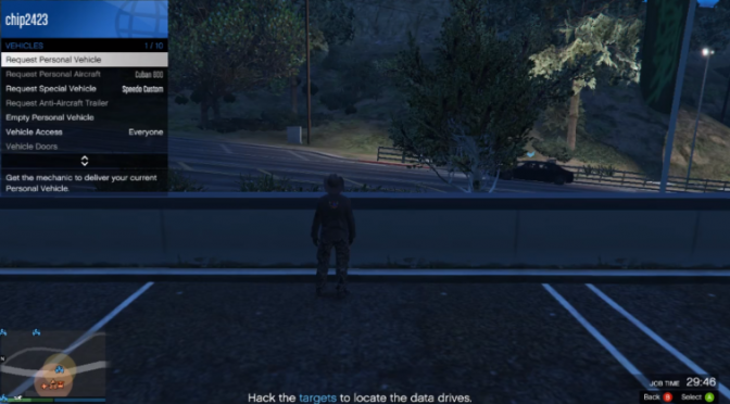 Grinding GTA Online August 27, 2018 at 9:51 PM