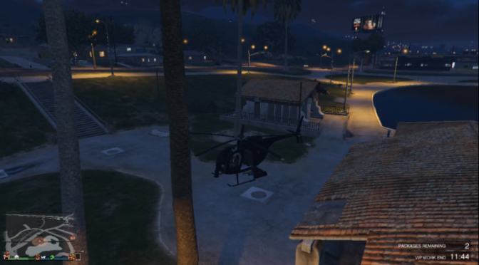 Grinding GTA Online August 29, 2018 at 10:20 PM